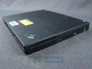 IBM Thinkpad T60 Laptop Core Duo 1.83GHZ/2GB/60GB