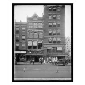 Historic Print (L): People Drug Store, 15 & N.Y. Ave