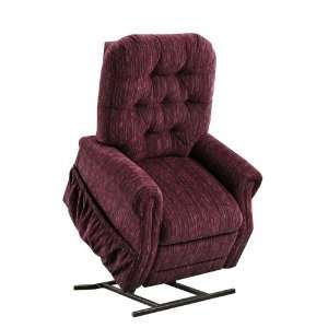 25 Series Two Way Reclining Lift Chair Bromley Wine