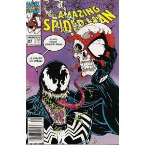 Lee Presents: The Amazing Spider Man, May 1991, 347): David Michelinie