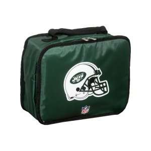 New York Jets NFL Football Insulated Lunch Bag Tote