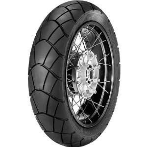 Dunlop D607 Dual Sport Motorcycle Tire w/ Free B&F Heart