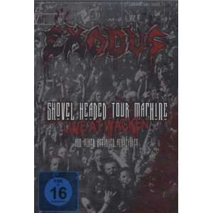 NEW Shovel Headed Tour Machine (DVD) exodus Movies & TV