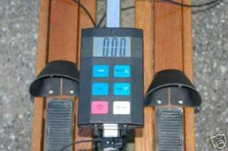 NORDIC TRACK PRO SKI MACHINE with COMPUTER PULSE Manual Great Cardio