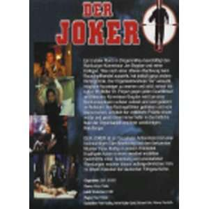 Lethal Obsession / Der Joker All Regions PAL Unrated DVD Movies & TV