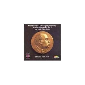 Mahler Symphony No. 4 / Richard Strauss Don Juan   Fritz