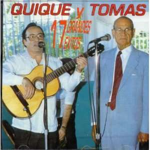 17 Grandes Exitos Quique y Tomas Music