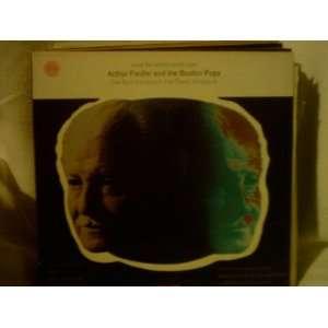 THE WORLD NEEDS NOW [LP VINYL] ARTHUR AND BOSTON POPS FIEDLER Music