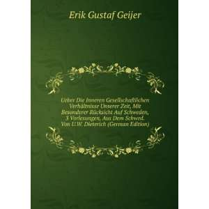 Dieterich (German Edition) (9785874041212): Erik Gustaf Geijer: Books