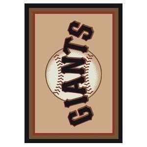 Milliken MLB San Francisco Giants Team Logo 1014 Rectangle