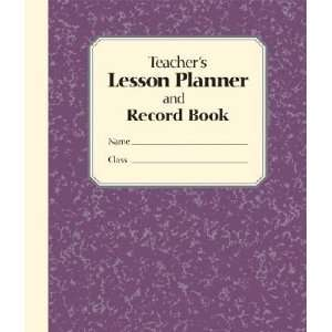 Book [TEACHERS LESSON PLANNER & RECO] Stephanie(Editor) Embrey Books