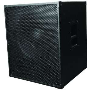 SHS Audio S PS18 Powered Speaker Cabinet Musical