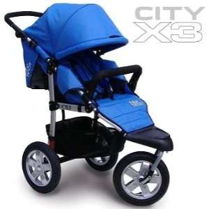 Tike Tech CityX3 Single Swivel Child Baby Stroller: Baby
