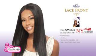 FreeTress Equal Lace Front Wig Amerie   All Colors 821090632915