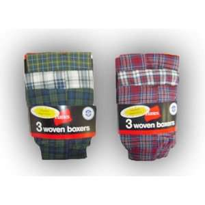 Hanes Boys Boxers Shorts Case Pack 30: Sports & Outdoors
