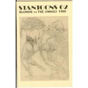 , Blundie vs. The Unholy Trio (Stantoons, 62): Eric Stanton: Books