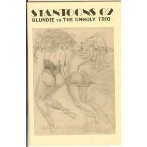 , Blundie vs. The Unholy Trio (Stantoons, 62) Eric Stanton Books