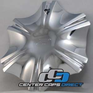 89 9079 Platinum Ultra Wheels Chrome Center Cap NEW