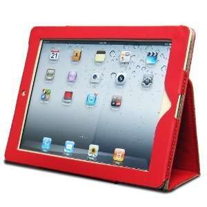 Fit Folio Case with Stand for The New iPad 3 (2012 Version) & iPad