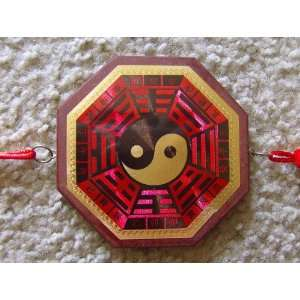 Chinese Feng Shui Bagua Yingyang Hanging in Car or Wall