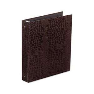PROformance Crocodile Embossed Ring Binder, 1 Capacity