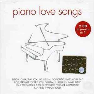 Piano Love Songs: Piano Love Songs: Music