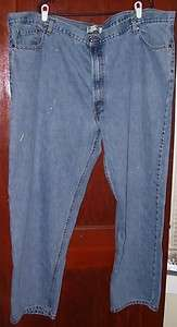 Levi Strauss Red Tab Blue Denim Jeans Carpenter Loose Straight Pants