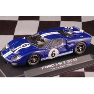 1/32 NSR Analog Slot Cars   Ford GT40 Mark II   1966