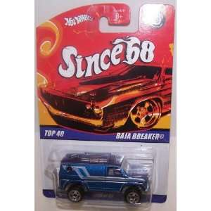 Mattel Hot Wheels 1/64 Scale Diecast Since 68 Series Baja