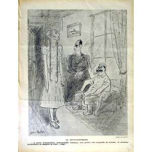 LE RIRE FRENCH HUMOR MAGAZINE WAR HITLER LADY MAN: Home