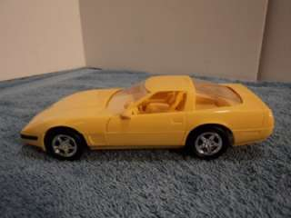 1995 AMT / Ertl Chevy Corvette ZR 1 Promo Model Car Kit NIB