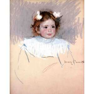 Oil Reproduction   Mary Stevenson Cassatt   32 x 40 inches   Ellen