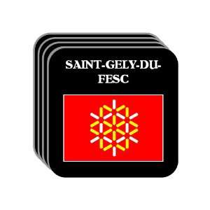 Languedoc Roussillon   SAINT GELY DU FESC Set of 4 Mini