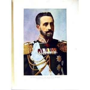 1915 WORLD WAR GRAND DUKE NICHOLAS RUSSIAN COMMANDER