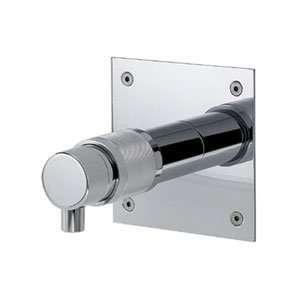Whitehaus Gesto Wall Mount Single Hole Bathroom/Lavatory Mixer Faucet