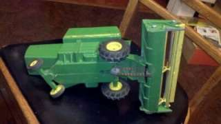 16 JOHN DEERE 6600 MECHANICAL COMBINE GLEANER TRACTOR PROMO TOY