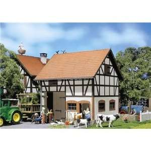 TOOLHOUSE   POLA G SCALE MODEL TRAIN BUILDING KIT 1713
