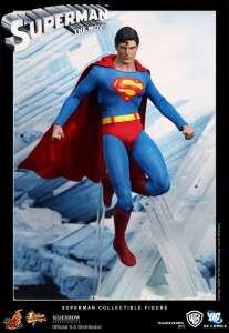 ACTION FIGURE CHRISTOPHER REEVE MOVIE MASTERPIECES INHAND 1978