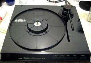 SANSUI XP 99 MEGA RARE TURNTABLE BNIB AUDIO TECHNICA DR 300
