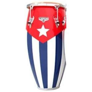 Lp Matador 11 Quinto Wood Cuban Flag Musical Instruments