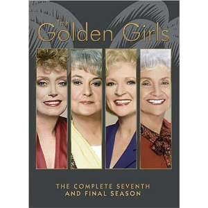 The Golden Girls The Complete Seventh Season Movies & TV