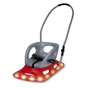 osled Snow Baby Nightrider Sled: Sports & Outdoors