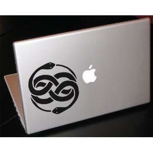 Neverending Story Auryn Crest Seal Apple Macbook Laptop