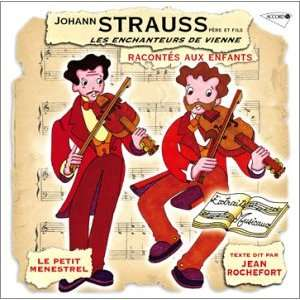 Enfants  Les En Strauss J, Jean Rochefort, Le Petit Menstrel Music