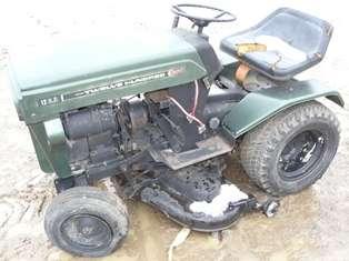 1968 MTD 1200 Series Tractor Starter/Generator