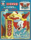 bozo the clown in plastic canvas 9 projects returns accepted