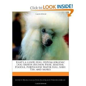Water dog, Shih Tzu, and More) (9781241003302) Beatriz Scaglia Books