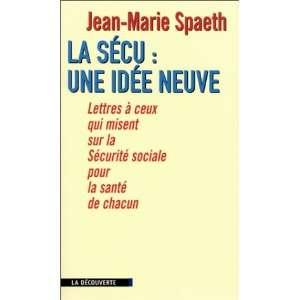 pour la santé de chacun (9782707130600): Jean Marie Spaeth: Books