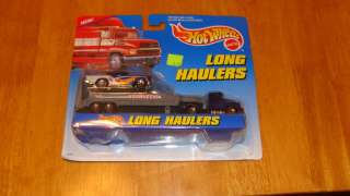 Hot Wheels Long Haulers 65867 Truck & Car Brand New