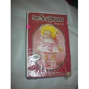 PETUNIA 18 Soft Sculptured Doll Kit  Design Classic